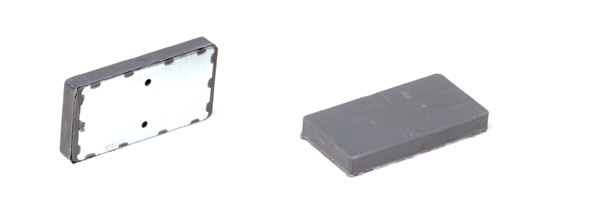 flachsysteme gummiert haftsysteme Serie Lattam Stop – Standard