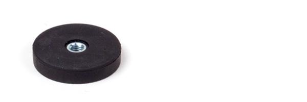flachsysteme gummiert haftsysteme Serie Ladym Stop Type D-IG mit Innengewinde