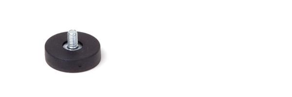flachsysteme gummiert haftsysteme Serie Ladym Stop Type AG mit Außengewinde