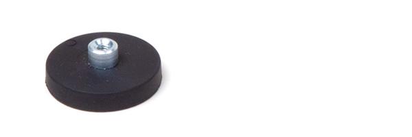 flachsysteme gummiert haftsysteme Serie Ladym Stop Type IG mit Innengewindebuchse
