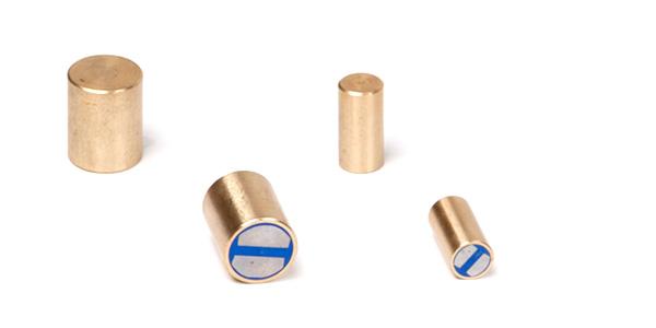 Stabhaftgreifer Stabgreifer Magnet Serie CN-D (NdFeB) Serie CS-D (SmCo) ohne Gewinde