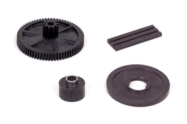 Plasto HF / NdFeB (spritzgepresst) Feplast / Neoplast Magnete
