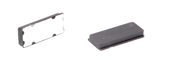 flachsysteme gummiert haftsysteme Serie Lattam Stop – Type T