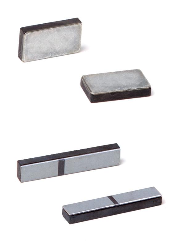 Flachhaftsysteme Flachsysteme Magnet Serie Lattam-Block
