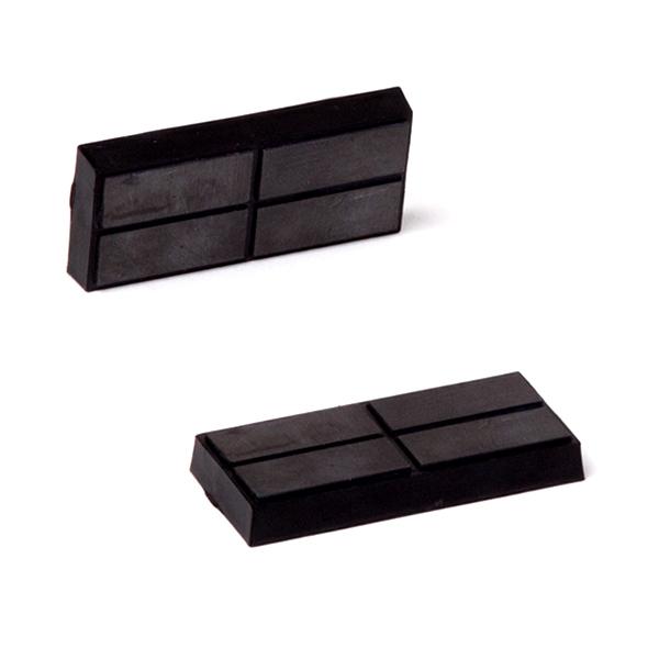 Flachhaftsysteme Flachsysteme Magnet Serie Lattam-Standard zum Kleben