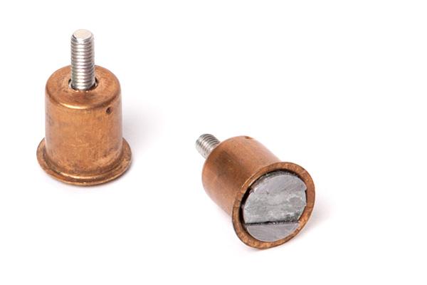 Greifersysteme Temperatur Beständig Magnetsysteme Serie C 0 HB mit Kragen